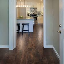 pergo xp rustic espresso oak 10 mm thick x 6 1 8 in wide x 54 11 32 in length laminate flooring 20 86 sq ft case