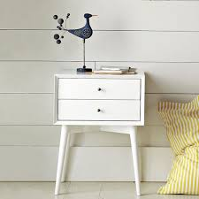 Vegas white glass mirrored bedside tables Tallboy Bedside Table White Regarding Mid Century West Elm Uk Design Architecture Bedside Table White Home Depot Bedside Table White Throughout Vegas Glass Mirrored Mirror Furniture