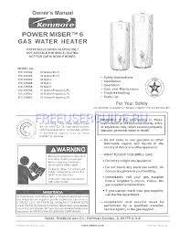 kenmore power miser 6. read online user\u0027s manual for kenmore power miser 6 153.336962 (page 1) power miser