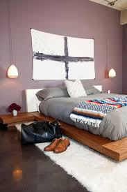Modern Industrial Bedroom Guys Heres Your Ultimate Bedding Cheat Sheet Hgtvs Decorating
