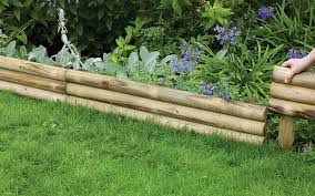 tiny timber edging source forest garden