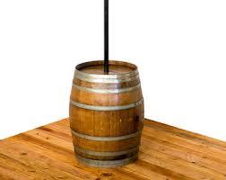 wine barrel lighting. IYN Wine Barrel Lighting Stands- Hang String Lights (Rustic)