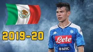 Hirving Lozano 2019-20 Napoli ○ Skills ...