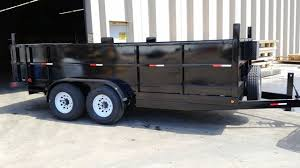 Dump Beds, Flat Beds, Pickup Bed Dump Inserts and Dump Trailers