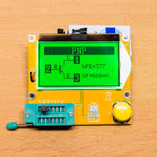 <b>ESR</b>-T4 <b>Mega328 Digital</b> Transistor <b>Tester</b> Diode Capacitance ...