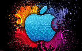cool designs. 2020 Other   Images: Cool Colorful Apple Wallpaper Designs