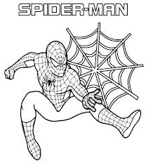 Free printable batman coloring pages for kids. 15 Spiderman Coloring Image Inspirations Jaimie Bleck