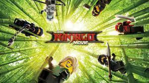 Is Movie 'The LEGO Ninjago Movie 2017' streaming on Netflix?
