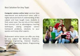how to learn computer science assignment homework help solutions 5 best solution