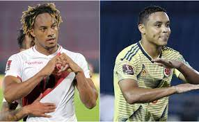 Peru vs Colombia: Date, Time and TV ...