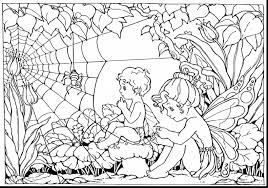marvelous fairy coloring pages with free coloring pages for teens ...