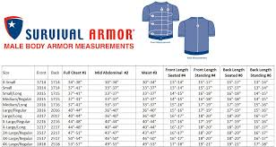 Paca Body Armor Size Chart Body Armor Sizing Chart Related Keywords Suggestions