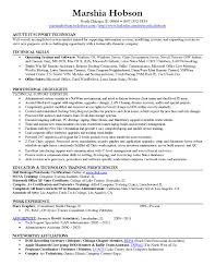 Veterinary Technician Resume Examples It Pics Resume Sample And