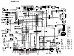 motorcycle wiring diagrams 79 cb650
