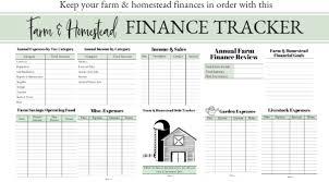 Financial Tracking 13 Of The Best Farm Finance Tracking Tools Faithful Farmwife