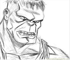 Small Picture Hulk3web Coloring Page Free Hulk Coloring Pages