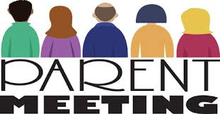 Image result for parent meeting clip art