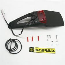 acerbis adventure touring lighting motorcycle superstore acerbis led taillight