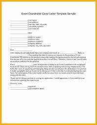 6 Event Coordinator Cover Letter Data Analyst Resumes