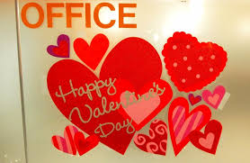 Valentine decorations for office Wall Happy Valentines Day From Ec Toronto Ec Toronto Blog Office Ninemeds Office Decor For Valentines Day