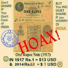 What Is The Reason In 1917 When Indian 1 Was Equal To 13