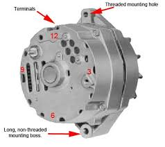 delco remy alternator wiring diagram 4 wire wiring diagram gm 1 wire alternator wiring diagram images