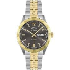 rotary gb90101 20 men s les originales two tone swiss made watch rotary gb90101 20 men 039 s les originales two tone swiss made watch