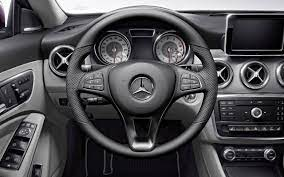A more affordable mercedes sounds nice but would you. 2015 Mercedes Benz Cla250 4matic Review Notes Premium Luxury Or Neither