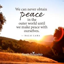 Quotes About People Making Peace 40 Quotes Simple Famous Quotes About Peace