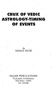 Crux Of Vedic Astrology Timing Of Events1 Pdf
