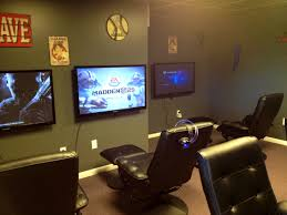 Cool Video Game Room IdeasCool Gaming Room Designs