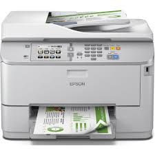Epson Workforce Pro Wf 5620dwf A4 Colour Multifunction Inkjet