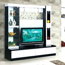white tv stand with glass doors stand glass door wall units stands wall units cool black