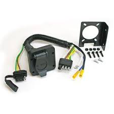 reese towpower 6 way wiring connector combo harness 85342 image of reese towpower trailer wiring adapter part number 85342