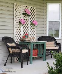 summer back porch decorating ideas with an eclectic style easy diy and decor inspiration for