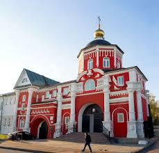 Кизический Введенский монастырь Википедия