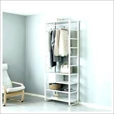 rubbermaid wardrobe shelf closet storage shelves post instructions
