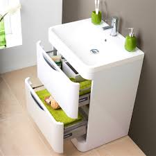Small Bathroom Basins Bathroom Designs Two Drawer Floor Standing Cabinet Storage And