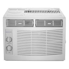 Cool-Living 5,000 BTU Window Air Conditioner, 115V With Kit - Walmart.com