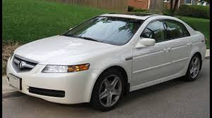 ACURA TL 2004 - 2008 SPECIFICATIONS - YouTube