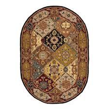 safavieh hg512b heritage area rug