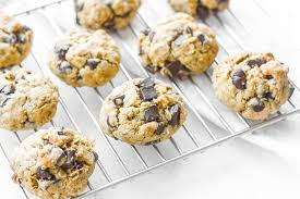 the best chewy chocolate chip oatmeal cookies grab a tall gl of milk and start