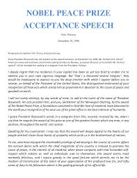 Speech Examples 24 Acceptance Speech Examples 16