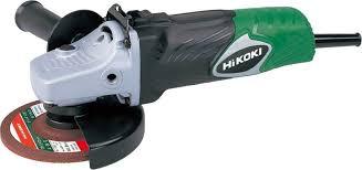 Углошлифовальная машина <b>HiKoki</b> G13SB3-NU (<b>черно</b>-<b>зеленый</b>)