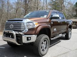 Toyota Tundra Altitude Package Lifted Trucks | Rocky Ridge Trucks