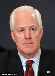 Bill Press (L) and Texas Republican Senator John Cornyn (R) have both come out against Holder, in the latest suggestion that Obama's hold on his attorney ... - article-2327343-19E25B7B000005DC-461_306x423