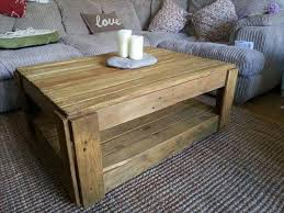 Keeping in mind the huge cost of woode. 15 Unique Reclaimed Pallet Table Ideas