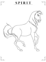 Small Picture Spirit Stallion Of The Cimarron Coloring Page Coloring Home