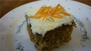 Moment In My Life Heavenly Carrot Cake