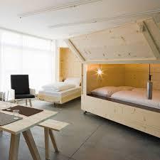 studio bedroom furniture. Harry Thaler Adds Mobile Furniture And Boxy Beds To Artists\u0027 Apartment Studio Bedroom